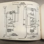 Franklin Model 9B Touring Automobile Company Starting, Lighting and Ignition Diagrams and Specifications
