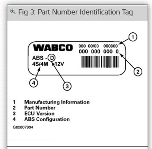 ABS Module/System Identification - Mitchell 1 ShopConnection