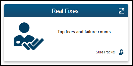 About Real Fixes option in ProDemand