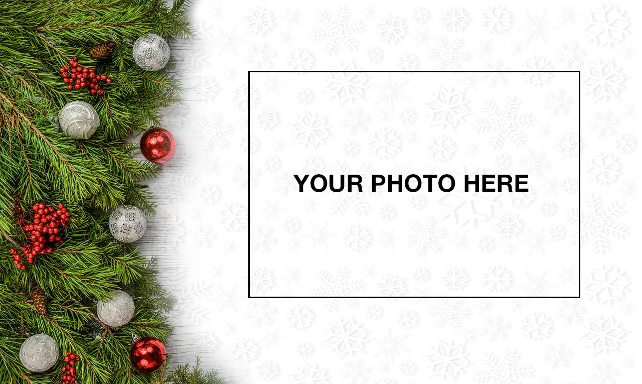 holiday postcard ideas for auto shops