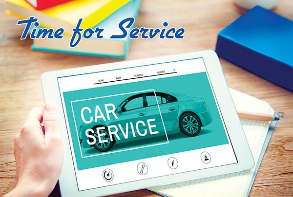 postcards for auto repair shops