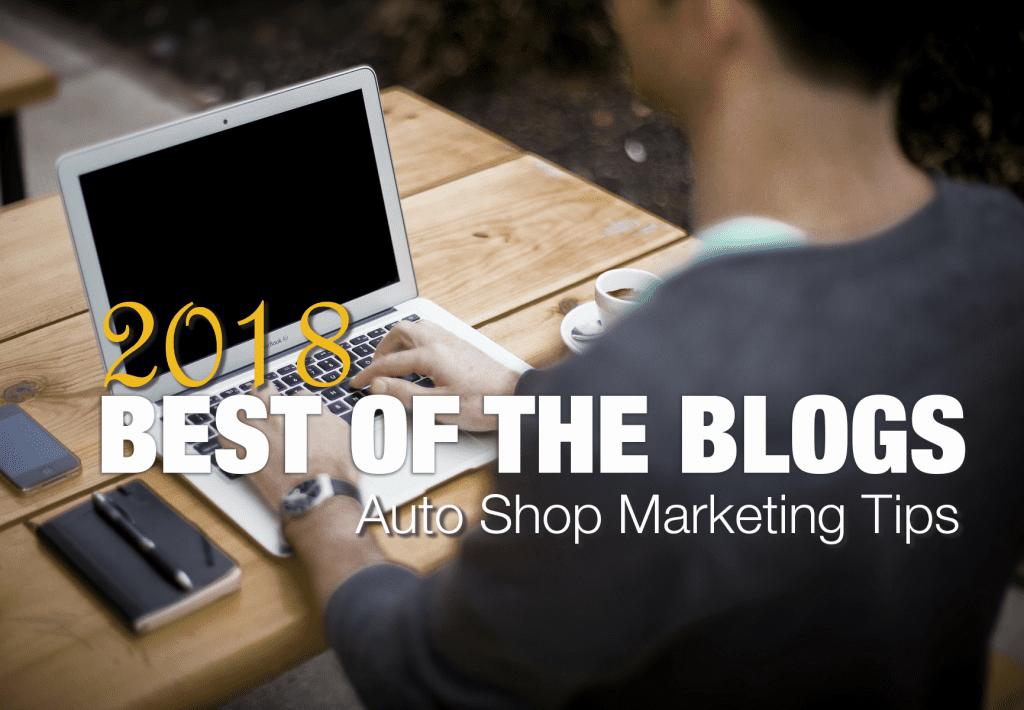 auto shop marketing tips