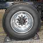 heavy truck tire maintenance