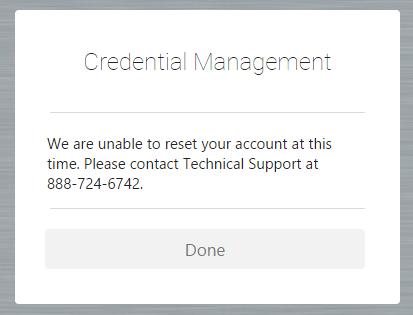 ProDemand Password Reset 7