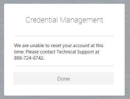 ProDemand Password Reset 8