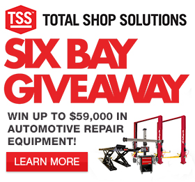 Six Bay Giveaway