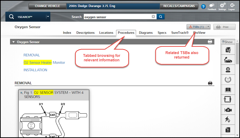 Getting Started Tabs getting started with prodemand mitchell 1 shopconnection prodemand wiring diagrams at bayanpartner.co