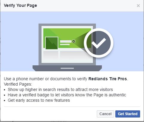Facebook-VerifyPage