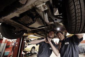 Auto repair information