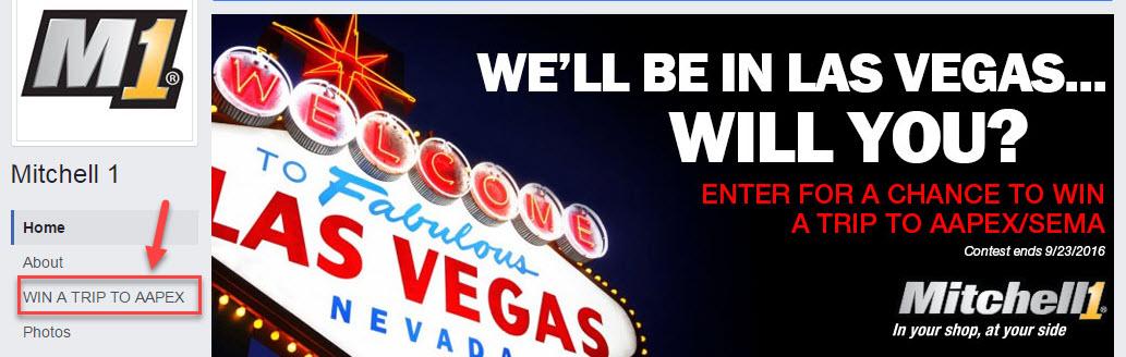 Fabulous Las Vegas Sweepstakes