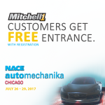 Mitchell 1 offers free training at Automechanika tradeshow