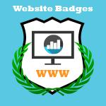 Using badges on auto shop website - automotive shop marketing
