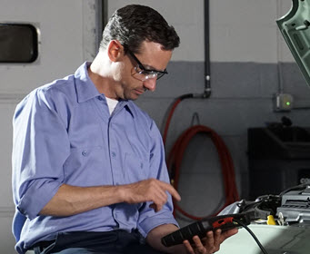 ProDemand Auto Repair Information Component Test - Night Time Techs