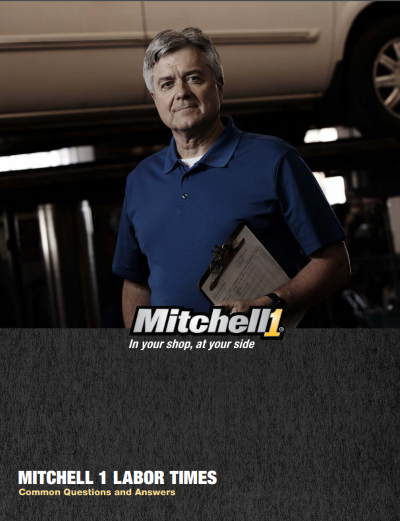 Automotive Labor Guide >> Labor Times Automotive Labor Guide Mitchell 1