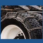Truck tire repair information for winter