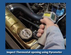 Truck HVAC and cooling system repair information