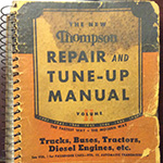 Old Auto Repair Manuals
