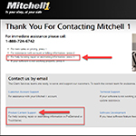 mitchell 1 product content support