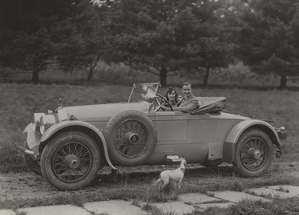 Cunningham Car