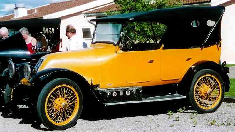 Franklin Car