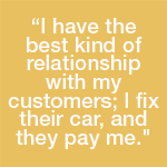 Building Customer Relationships Quote