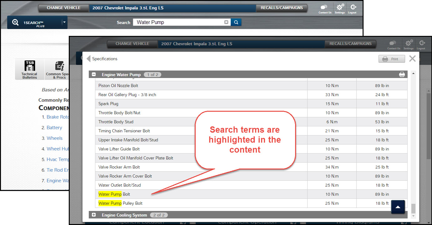 ProDemand 1Search Plus Update