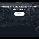 history of auto repair quiz - mitchell 1
