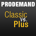ProDemand Update: Classic versus Plus versions, navigating differences