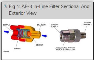 heavy truck air filter replacement repair information