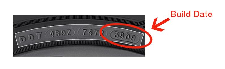 Tire Date Location