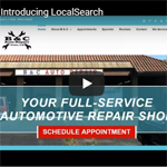 LocalSearch Mitchell 1 Marketing Websites for Auto Repair Shops