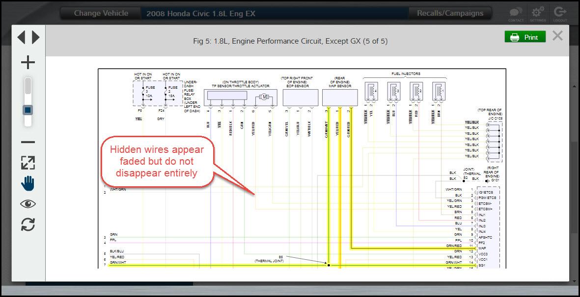 Prodemand Update  Enhanced Wiring Diagrams