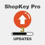ShopKey Updates